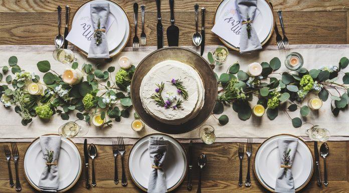 כך תרעננו את שולחן החג