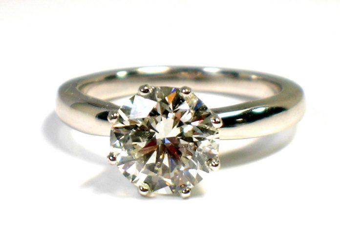 מהי טבעת סוליטר