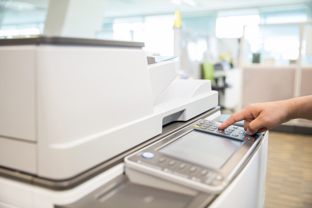 החיסכון של מדפסת לייזר משולבת