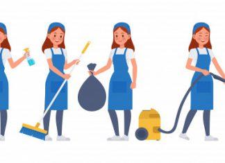 כלים מומלצים לניקיון הבית