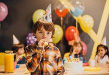 רעיונות לארגון יום הולדת מהנה לילדים